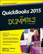 QuickBooks 2015 For Dummies ebook by Stephen L. Nelson