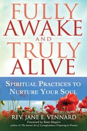 Fully Awake and Truly Alive - Spiritual Practices to Nurture Your Soul ebook by Rev. Jane E. Vennard,Rami Shapiro
