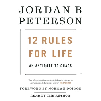 12 rules for life antidote to chaos pdf