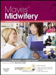 Mayes' Midwifery - A Textbook for Midwives ebook by Sue Macdonald