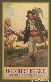 Treasure Island (Illustrated by Louis Rhead + Audiobook Download Link + Active TOC) ebook by Robert Louis Stevenson