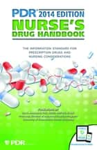 PDR Nurse's Drug Handbook ebook by PDR Staff