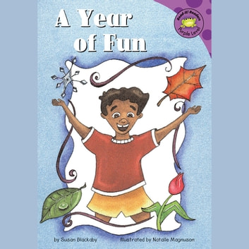 Year of Fun, A audiobook by Susan Blackaby