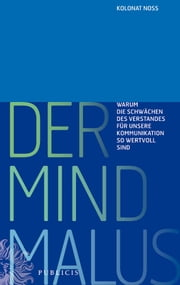 Der Mind Malus ebook by Kolonat Noss