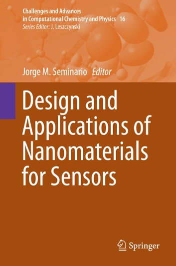 Design and Applications of Nanomaterials for Sensors ebook by