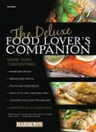 The Deluxe Food Lover's Companion ekitaplar by Ron Herbst, Sharon Herbst