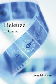 Deleuze on Cinema ebook by Ronald Bogue
