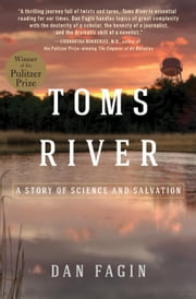 Toms River - A Story of Science and Salvation ebook by Dan Fagin