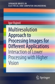 Multiresolution Approach to Processing Images for Different Applications - Interaction of Lower Processing with Higher Vision ebook by Igor Vujović