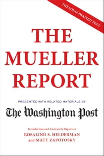 The Mueller Report 電子書籍 by The Washington Post