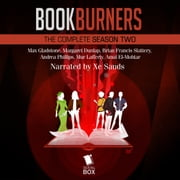 Bookburners: The Complete Season 2 audiobook by Max Gladstone, Margaret Dunlap, Brian Francis Slattery,...