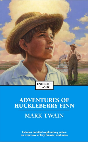 the urge to call the author in the novel the adventures of huckleberry finn by mark twain Mark twain's classic novel, the adventures of huckleberry finn, tells the story of a teenage misfit who finds himself floating on a raft down the mississippi river with a see alln escaping slave, jim.
