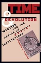Time and Revolution ebook by Stephen E. Hanson