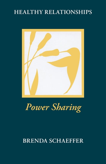 Power Sharing ebook by Brenda M Schaeffer