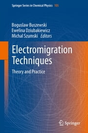 Electromigration Techniques - Theory and Practice ebook by
