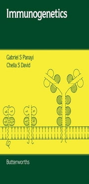 Immunogenetics ebook by Panayi, Gabriel S