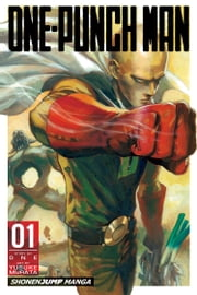 One-Punch Man, Vol. 1 ebook by Yusuke Murata, ONE
