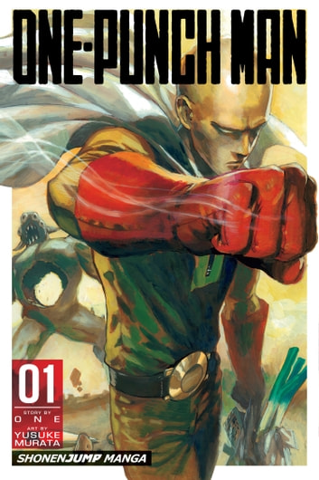 One-Punch Man, Vol. 1 ebook by ONE