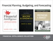 Financial Planning, Budgeting, and Forecasting: Financial Intelligence Collection (7 Books) ebook by Harvard Business Review,Karen Berman,Joe Knight,David A. Moss,Jeremy Hope