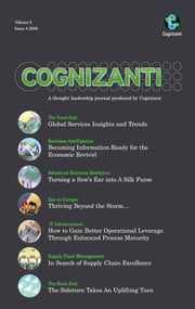 Cognizanti Journal - Issue 4 - Business and technology thought leadership from Cognizant ebook by Alan Alper, Bruce Rogow, Gabriel Schild,...