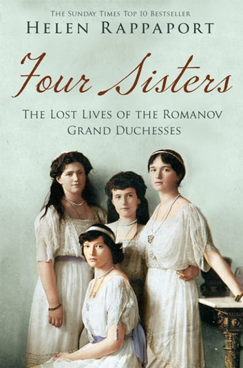 Four Sisters ebook by Helen Rappaport