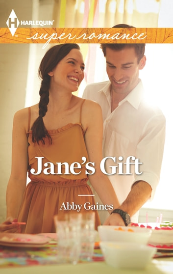 Jane's Gift 電子書 by Abby Gaines