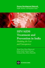 HIV/AIDS Treatment and Prevention in India: Modeling the Costs and Consequences ebook by Mead, Over