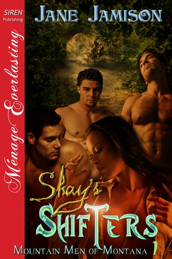 Shay's Shifters ebook by Jane Jamison