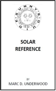 Sunny's Guide Solar Reference ebook by Marc Underwood