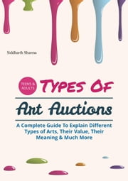 Type of Art Auctions ebook by Siddharth Sharma