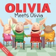 OLIVIA Meets Olivia - with audio recording ebook by Ellie O'Ryan,Art Mawhinney,Shane L. Johnson