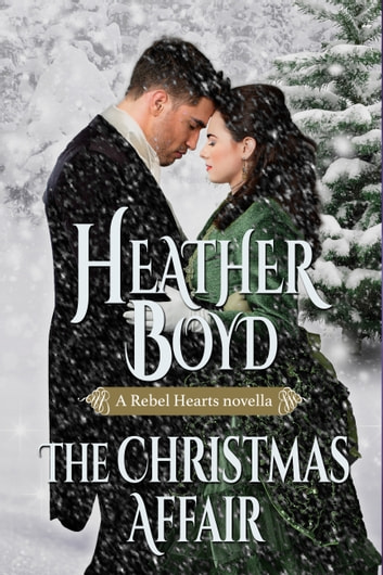 The Christmas Affair ebook by Heather Boyd