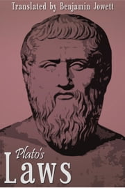 Plato's Laws ebook by Benjamin Jowett