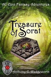 Treasure of Sorat ebook by Anthony G. Wedgeworth