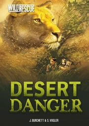 Desert Danger ebook by Jan Burchett,Diane Le Feyer