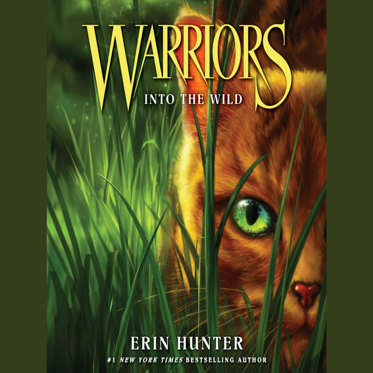 Warriors Into The Wild Movie By Erin Hunter: Warriors #1: Into The Wild Audiobook By Erin Hunter