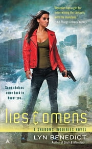 Lies & Omens ebook by Lyn Benedict
