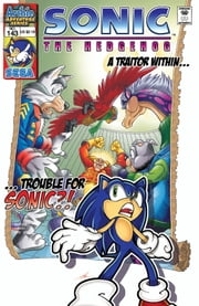 "Sonic the Hedgehog #143 ebook by Romy Chacon,Ken Penders,Art Mawhinney,Jim Amash,Patrick ""SPAZ"" Spaziante,Steven Butler"