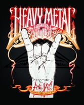 Heavy Metal Fun Time Activity Book ebook by Aye, Jay