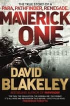 Maverick One ebook by David Blakeley