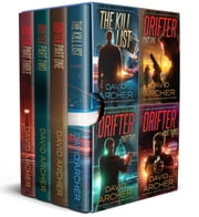 The Sam Prichard Series - Books 5-8 ebook by David Archer