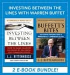 Investing between the Lines with Warren Buffet EBOOK BUNDLE ebook by L.J. Rittenhouse