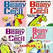 Comic Book for Kids: Beany and Cecil Sampler - Comic Strip, #6 ebook by J.R. Finkle