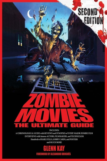 Zombie Movies - The Ultimate Guide ebook by Glenn Kay