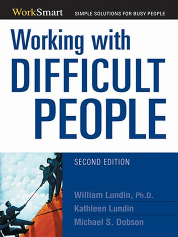 Working with Difficult People eBook by Thomas Nelson