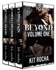 Beyond Series Bundle (Books 1-3) ebook by Kit Rocha