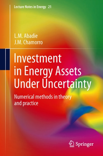 Investment in Energy Assets Under Uncertainty - Numerical methods in theory and practice ebook by L.M. Abadie,J.M. Chamorro