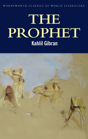The Prophet ebook by Kahlil Gibran,Tom Griffith