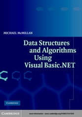 Data Structures and Algorithms Using Visual Basic.NET ebook by McMillan, Michael
