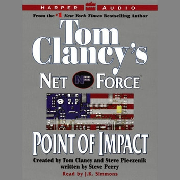 Tom Clancy's Net Force #5:Point of Impact audiobook by Netco Partners